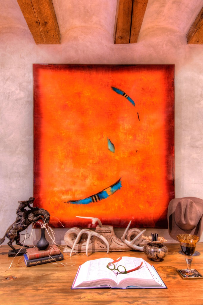 victory_orange_abstract_painting