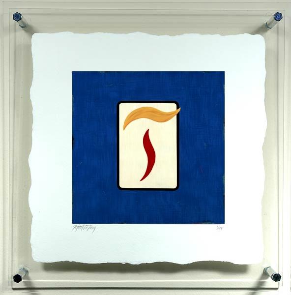 abbreviated portrait mini prints victory contemporary
